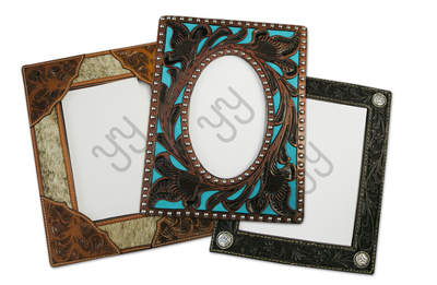 PINTO RANCH PICTURE FRAMES
