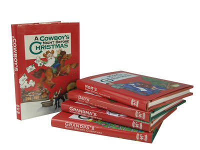 NIGHT BEFORE CHRISTMAS MINI BOOK SERIES