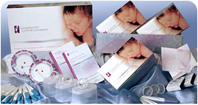 Conception Kit- Three Month Supply