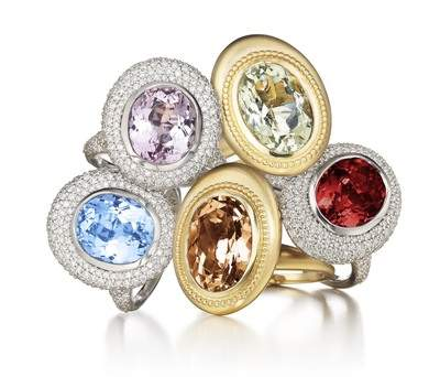The Ring Collection by Katrina Kelly Jewelry