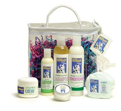 Pamper Pooches This Holiday with the DERMagic Luxury Spa Kit for Dogs