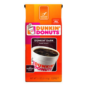 Try Dunkin' Donuts Packaged Coffee's Newest Flavor, Dunkin' Dark, This Holiday Season.