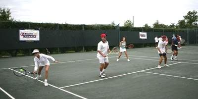 Cardio Tennis - Group Volley