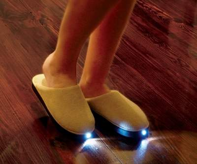 Brightfeet Slippers!