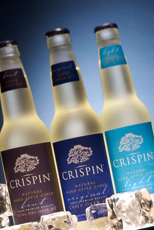 CRISPIN comes in three classically cool varieties- original, brute and light.