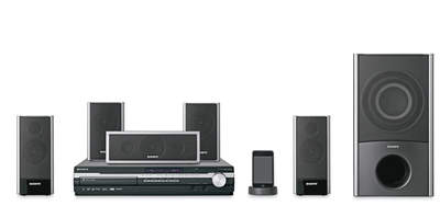 Sony 5 Disc DVD/CD Player
