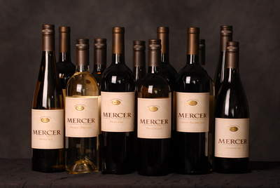 Toast the Holidays with Mercer Estates
