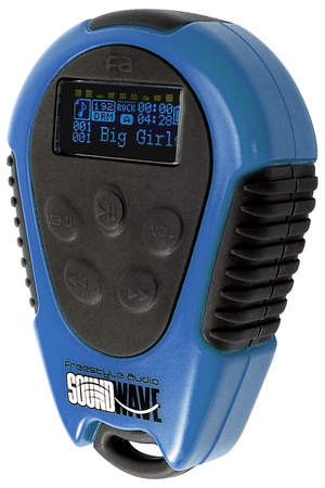 2GB Blue Soundwave