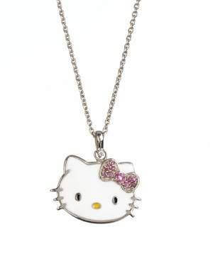 Charm her with Hello Kitty's new