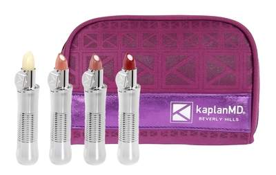 kaplanMD Lip20 Holiday Gift Set