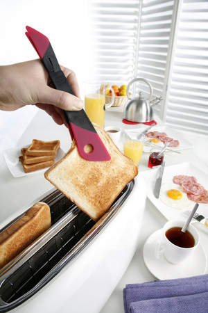 Orka Toast Tongs-A Toaster's Friend