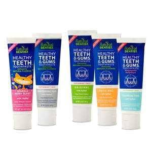 The Natural Dentist Healthy Teeth and Gums Toothpaste