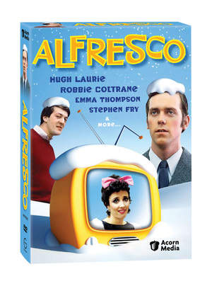 DVD Debut of Alfresco. AcornOnline.com