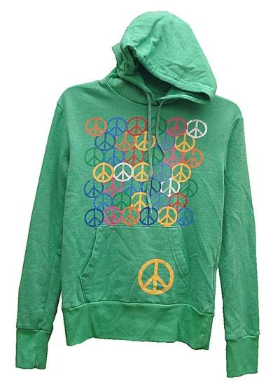 National Geographic Peace Hoodie