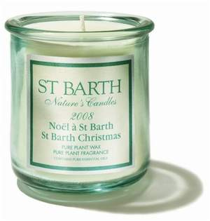 Noel a St. Barth 2008 Holiday Candle by Ligne St. Barth