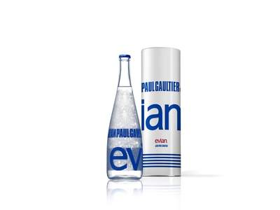Gaultier for Evian