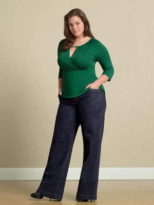 Right Fit Denim Hugs Your Curves