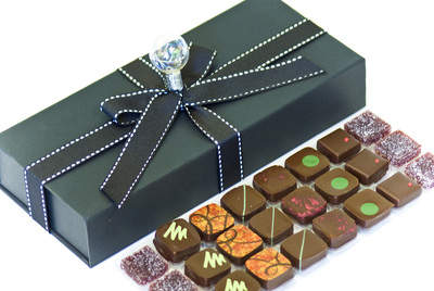 Metropolitan Gifts 24 Piece Signature Chocolates