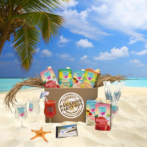 Island Oasis' New 'Paradise Party Box'