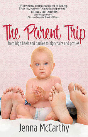 Parent Trip Book Cover