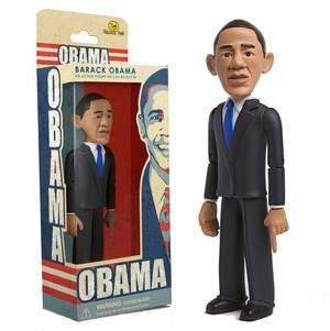 The Obama Action Figure - YES WE DID!