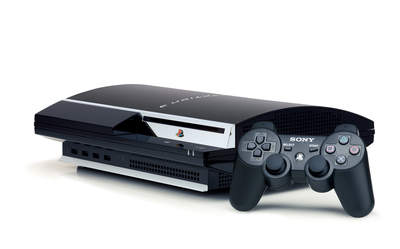 New 160GB PlayStation 3