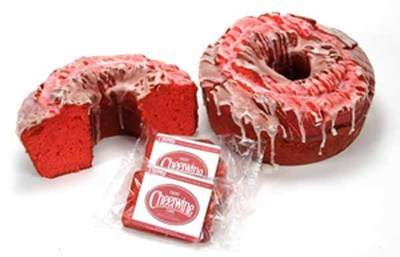 Apple Baking Company's new Cheerwine Cake