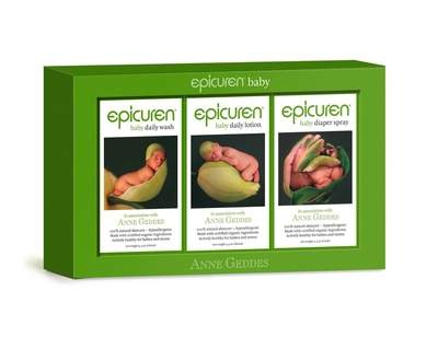Epicuren Baby Gift Set