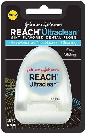 REACH ULTRACLEAN Floss