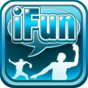 The iFun platform allows users to wirelessly connect to their PC and play Golf with their friends.