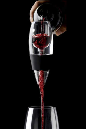 The Vinturi Wine Aerator