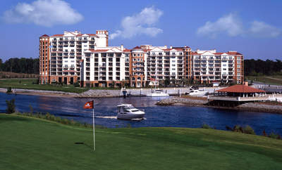 Marina Inn at Grande Dunes in Myrtle Beach, SC