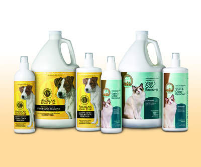 AKC & CFA Stain and Odor Removers