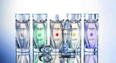 The Emeshel Beauty line of new fragrances for men and women