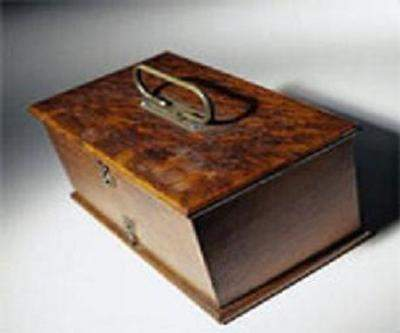 Figured Wood Box