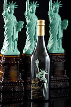 Spirit of Liberty Cream Liqueur