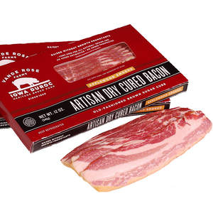 Vande Rose Farms Artisan Dry Cured Bacon