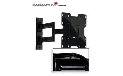 PA740 - Articulating Wall Arm for 22