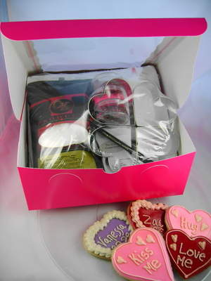 Press Dough Heart Multi Cookie Cutter Kit