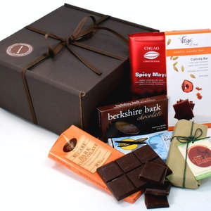 Chocolate Bars of the World Gift Collection
