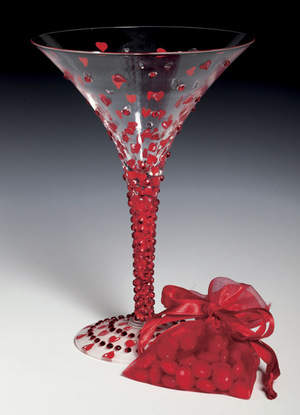 Red Hot tini