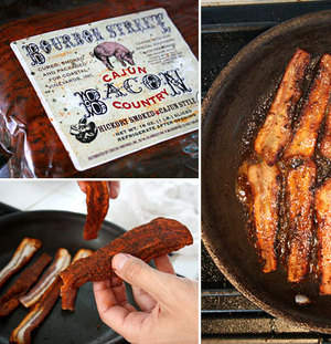 Bourbon Street Cajun Country Bacon.