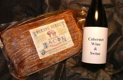 Swine and Wine! - My two favorite things!