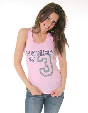 Cotton Candy Pink tank