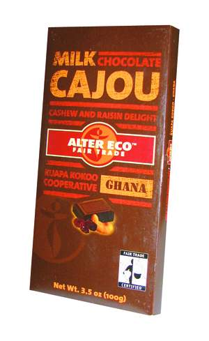 Milk Cajou Chocolate