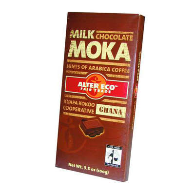 Milk Moka Chocolate