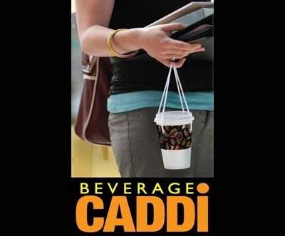 Beverage CADDi from barbco.biz