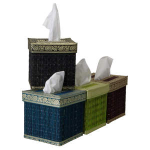 Rivergrass Tissue Box
