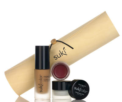 suki limited edition luscious color kit