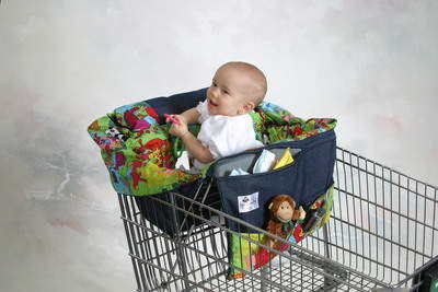 BuggyBagg Deluxe Shopping Cart Cover